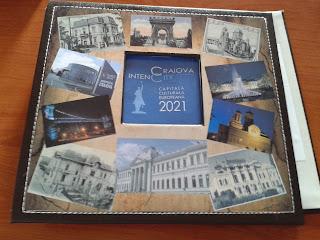 Primul album scrapbook al Craiovei