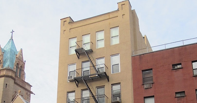 Learn about the art history of 404 E. 14th St.