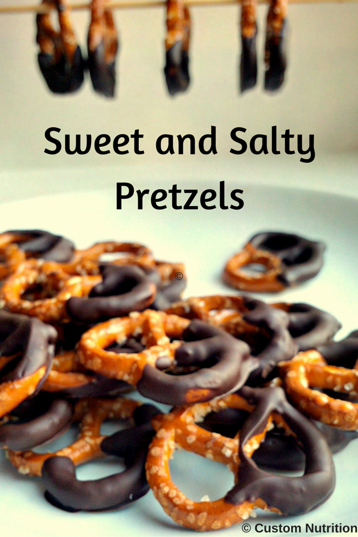 Sweet and Salty Pretzels