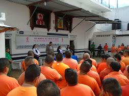 Previenen cáncer de mama en reclusorios de la entidad