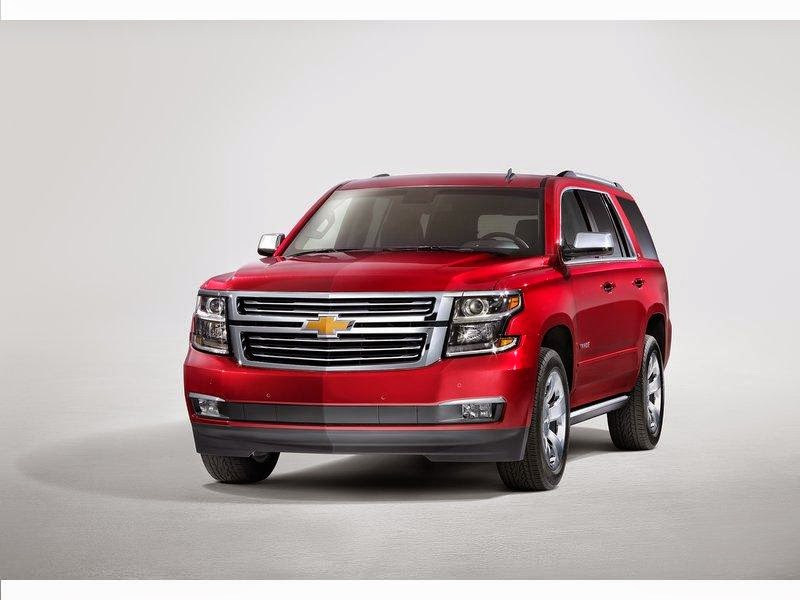 Chevrolet Tahoe Model Year 2015 News Cars New