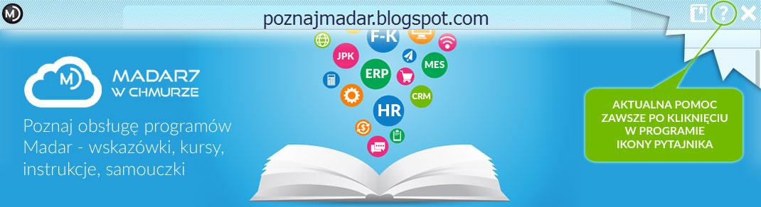 Poznaj obsługę programów Madar
