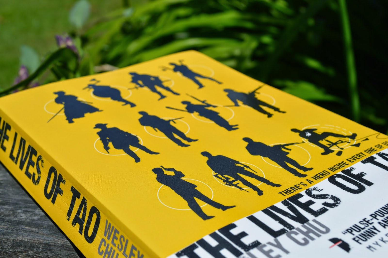 The Lives of Tao, paperback, Wesley Chu, Asian-American author, science fiction, aliens, review, novel, spy thriller