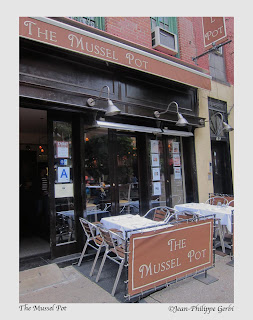 Image of The Mussel Pot in Greenwich Village NYC, New York