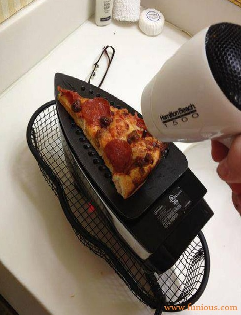 Funny Heating Food images