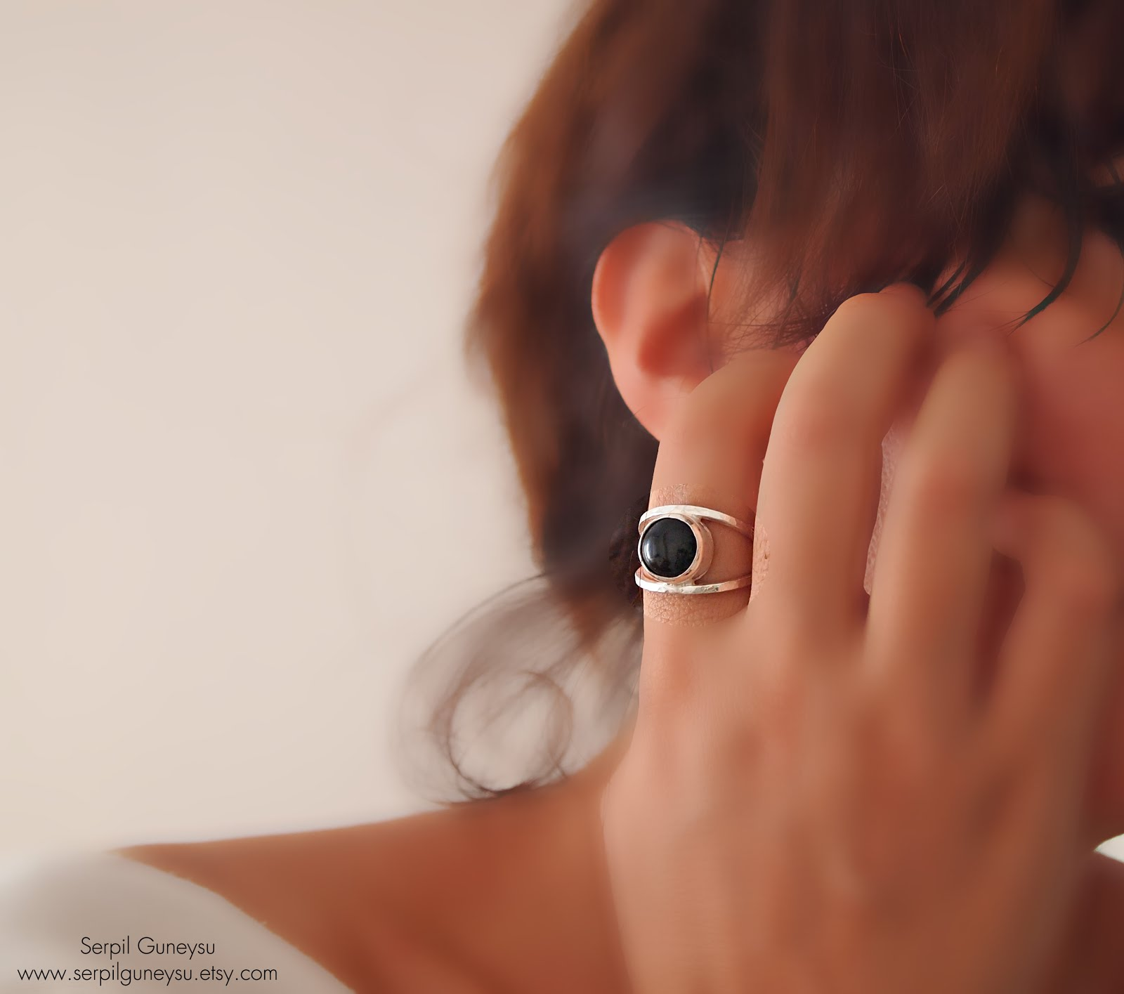 Black Onyx Ring
