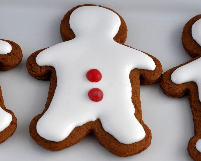 Beki Cook's Cake Blog: Gingerbread Cookie Recipe