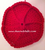 A hat for him *Free Crochet Pattern* By DearestDebi