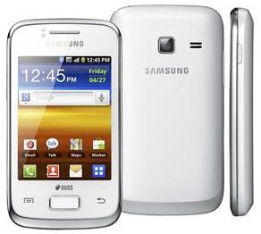 Celular dois chips, 3G, Wi-Fi, desbloqueado - Branco