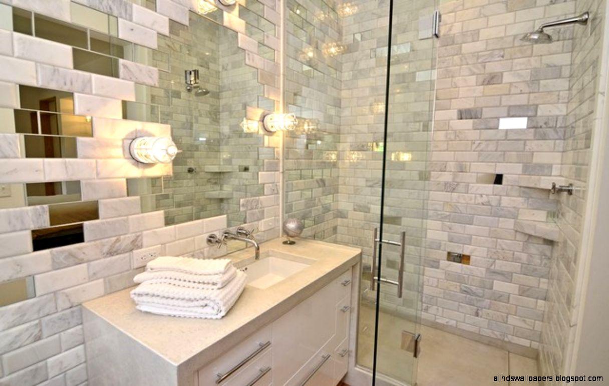 Modern Bathroom Shower Tile Ideas
