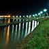 Bên cầu ĐăkBla- Xuân Môn