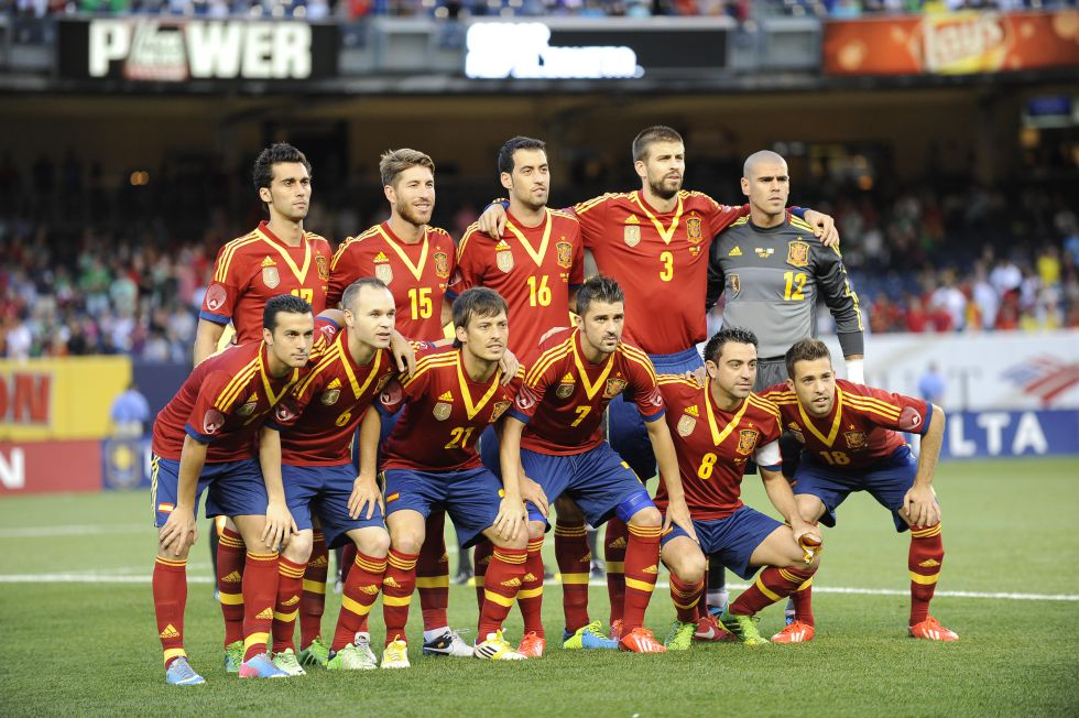 SOCCERSPAIN Spanish football website in English