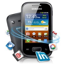 Samsung Android S 5300 Galaxy Pocket