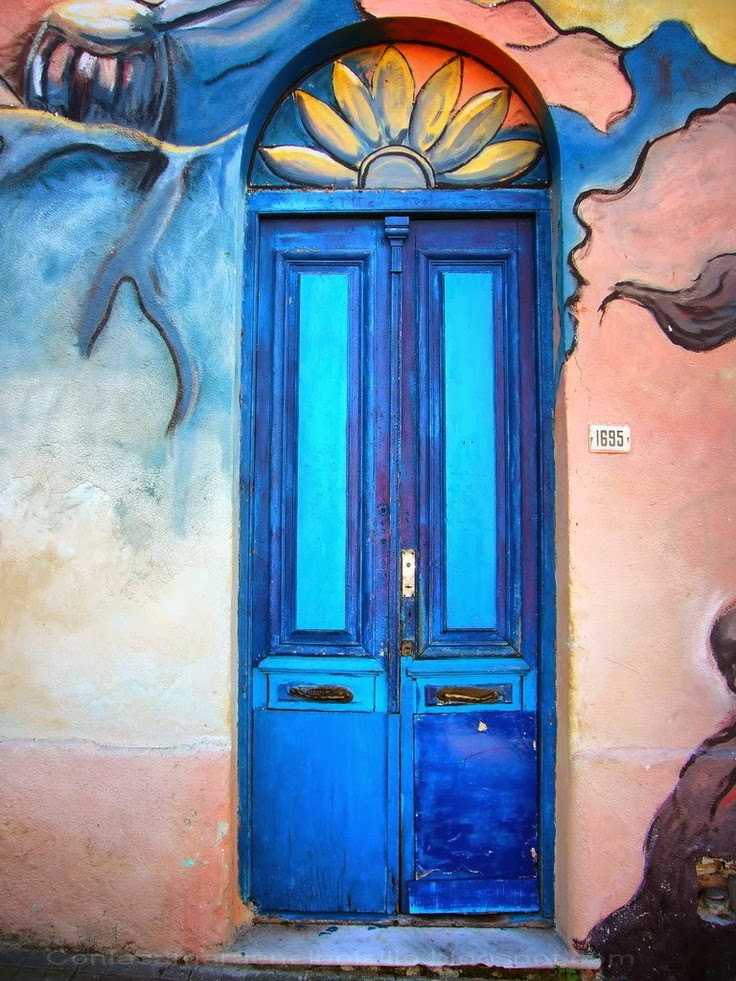 Retro Kimmer 39 S Blog Colorful Doors Of The World