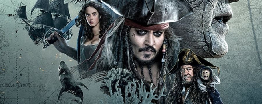 Imagens Piratas do Caribe - A Vingança de Salazar - Legendado Torrent