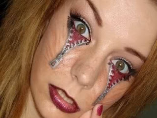 Eyeball Tattoo Gone Wrong