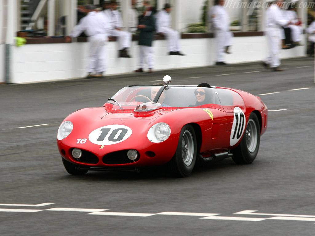 Pilotes Anciens The Ferrari 250 Tr