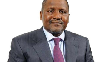 Dangote, From 76th Steps Up To 33rd And Remains The Richest In Africa