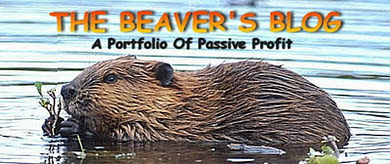 The Beaver's Blog Original Logo