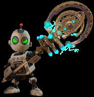 Los mejores robots del mundo de los videojuegos (I)