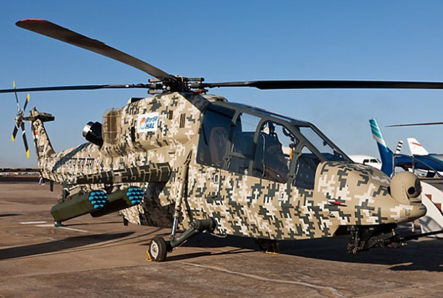 TD-2 Indian Light Combat Helicopter