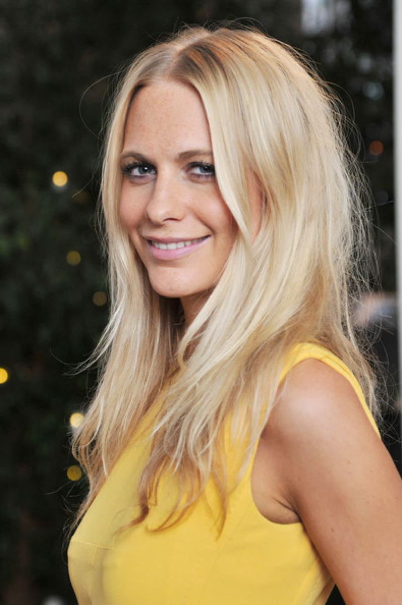 Poppy Delevingne Attends The Launch Party For Cartier Tank Anglaise