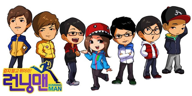 Running Man Episod 259