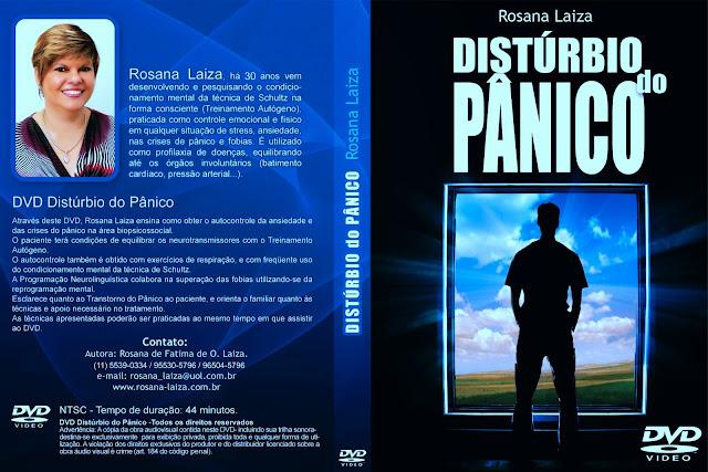 DVD sobre Distúrbio do Pânico