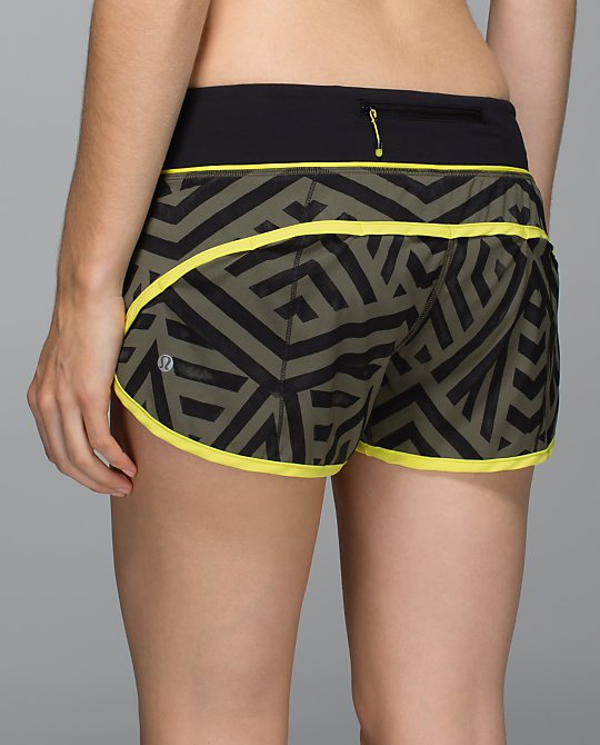 lululemon speed short chevron
