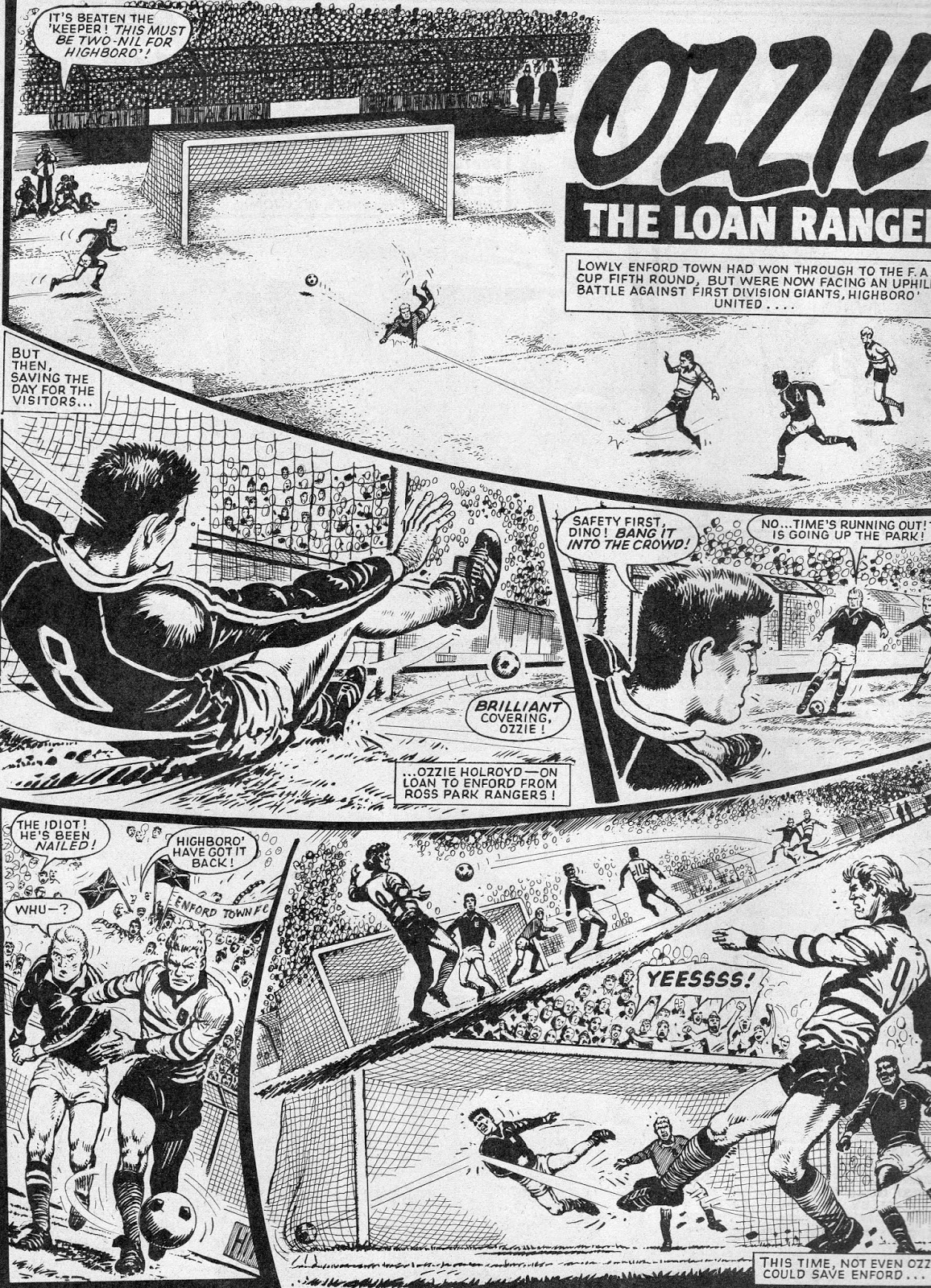 Ozzie The Loan Ranger