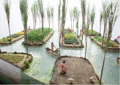 chinampas aztecas - photo #7