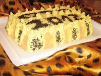 Dinastija torta za Novu godinu