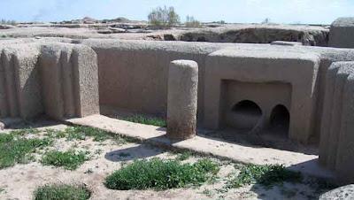 Ancient mysteries revealed in Turkmen desert sands