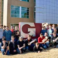 Future Engineers Visit Garver Corporate Office