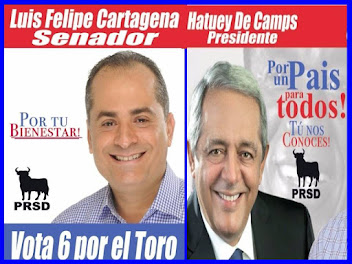 LUIS FELIPE CARTAGENA SENADOR