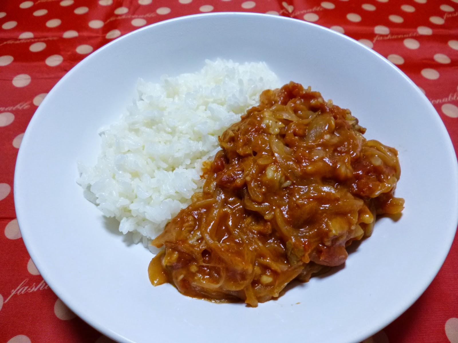 豚肉 ハヤシライス