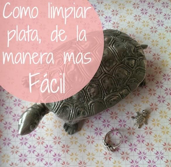 Turtles coquies como limpiar plata la manera f cil - Como limpiar la plata ...
