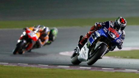 Hasil MotoGP 8 April Seri Qatar