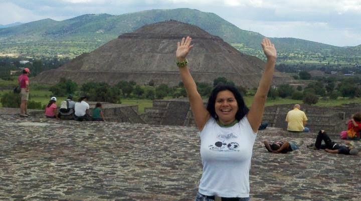 Socióloga Emma Corina Salazar
