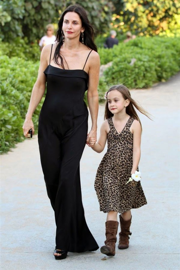 celebrities moms with their cute kids