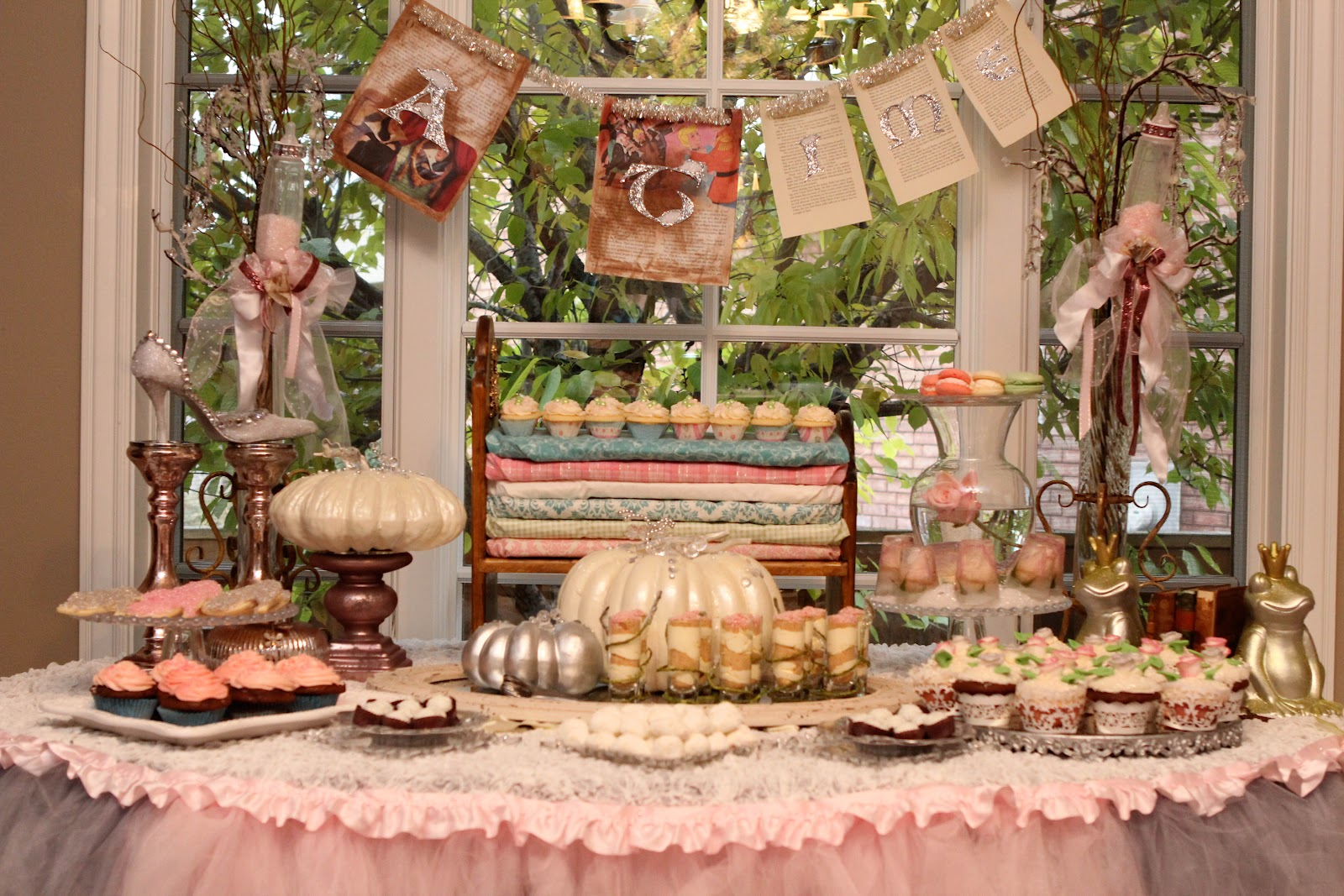 Tales Of Faerie Fairy Tale Baby Shower Ideas