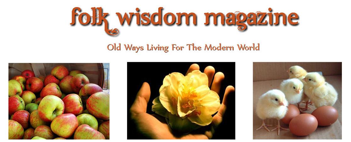 Folk Wisdom