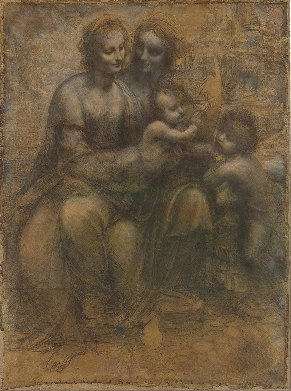 Leonardo Michelangelo And The Renaissance Cartoon Art History Blogger