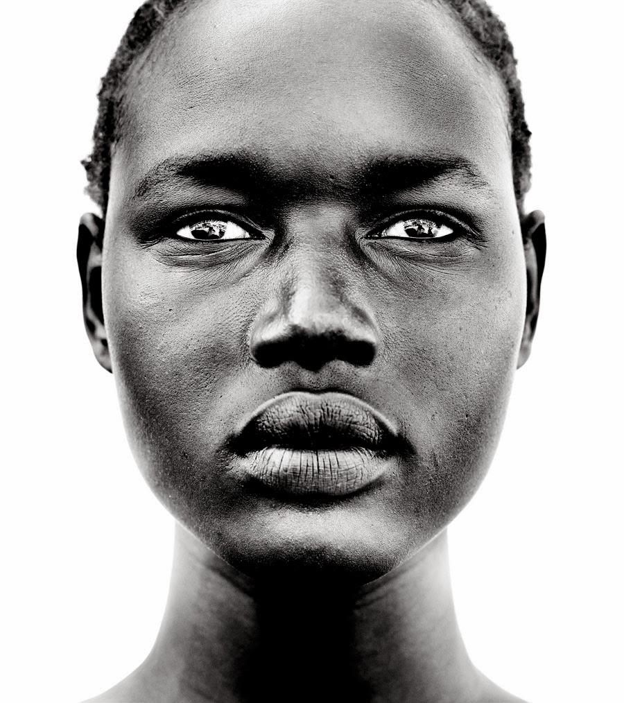 Ajak Deng, photograph by Alexander Palacios.