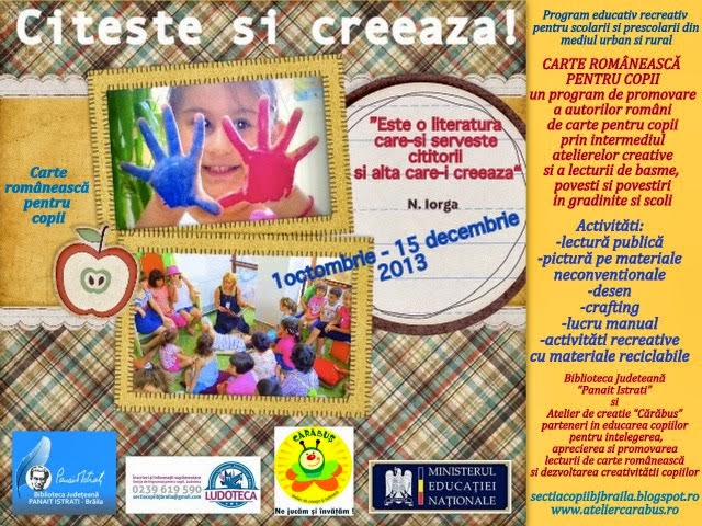 Carte românească pentru copii