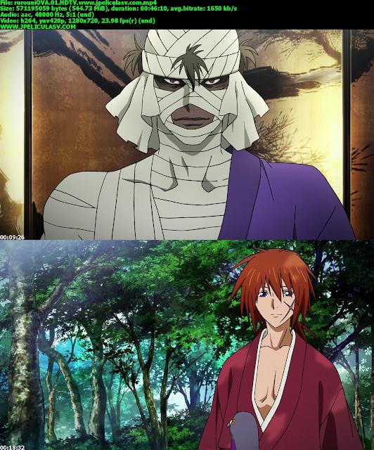 Descargar Rurouni Kenshin Ova Shin Kyoto Hen Free Download