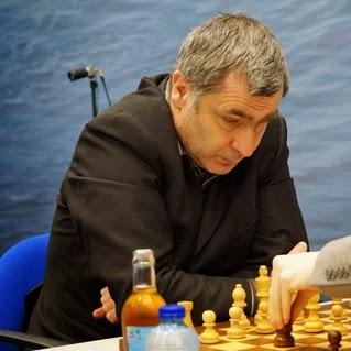Gran Maestro Vassily Ivanchuk