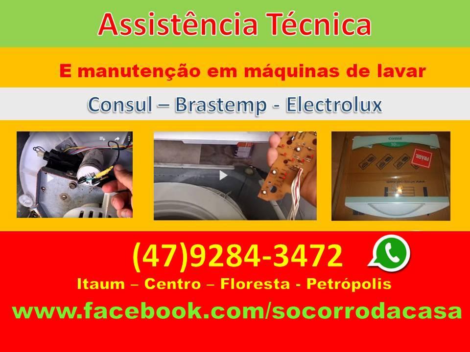Serviços Socorro da Casa em Joinville-SC