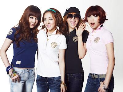 2NE1 Siap Konser di Indonesia 24 November