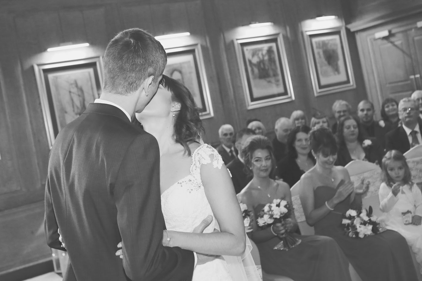 SteveHillman Wedding Photography Marie And Nick Married At Abbey House Hotel Barrow In Furness